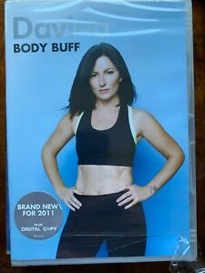 Davina Body Buff DVD Exercise Heath Fitness Routines