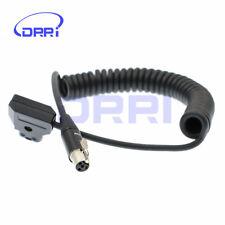 4PIN tvlogic VFM-056W//VFM-058W Monitor Cavo di alimentazione