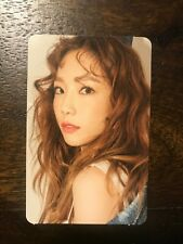 Girls Generation SNSD Taeyeon Fortune card concert 's one kpop photocard #25K