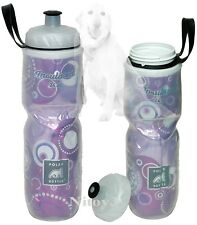 Water Bottle Double Wall-Insulated-BPA/Phthalate Free 24 fl oz By Polar