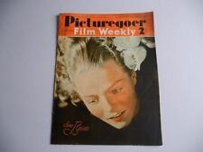 Weekly Picturegoer Film & TV Magazines