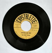 The Four Jokers 45 - Beyond the Reef / That's the Way - Crystalette 733  M-