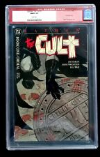 BATMAN: THE CULT CGC 9.9 OLD LABEL! SUPER NICE!  1988 EMBOSSED COVER