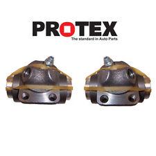 P6003 + P6004 - Protex Wheel Cylinders Front Left + Right HOLDEN FB FC FE FJ EK