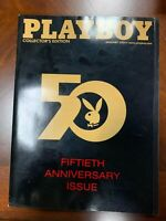 Playboy Magazine January 2004 50th Anniversary Issue Collector Edition