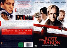 Der Rote Baron, Sein grösster Sieg war ihre Liebe, Matthias Schweighöfer, DVD