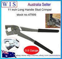 Light Steel Keel Stud Joiner Crimper Pliers Drywall Hand Tool Stud Crimper Plier
