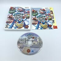 Hasbro Family Game Night 3 (Nintendo Wii) Complete With Manual CIB