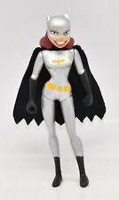 Batman Animated Batgirl DC Comics Loose Action Figure Mattel 2002