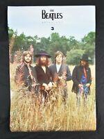 The Beatles Anthology 3 Promotional Poster Rare Vintage Item