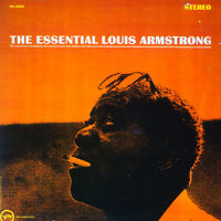 LOUIS ARMSTRONG / The Essential Louis Armstrong (NM/EX) [0539] LP vinyl