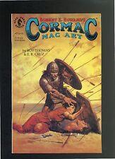Cormac Mac Art (Dark Horse 1990) #3 NM- to NM+ Bolton Cruz