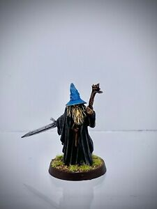 The Lord of the Rings - Gandalf the Grey painted