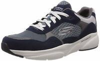 Skechers Meridian-Ostwall, Sneaker Uomo - 52952 NVBL SCARPA MAN