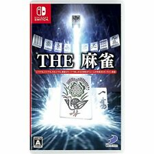 D3 Publisher THE Mahjong NINTENDO SWITCH JAPANESE IMPORT REGION FREE
