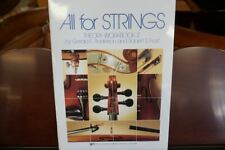 All For Strings Theory Work Book 2 Violin