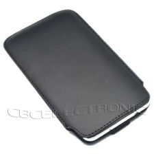 New Black PU leather Pouch Sleeve case for Samsung Galaxy Note 3 N9000