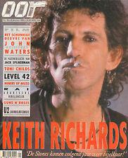 MAGAZINE OOR 1988 nr. 20 - GUNS N' ROSES/KEITH RICHARDS/MELISSA ETHERIDGE