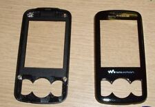 Genuine Original Sony Ericsson Spiro W100 Front Fascia Cover Housing Black