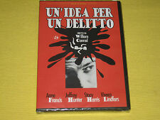 UN' IDEA PER UN DELITTO DVD DI WILLIAM CONRAD