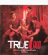 True Blood:Vol 3-2011-TV Series-Original Soundtrack-14 Track-CD