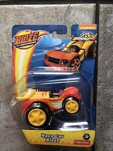 ++ Blaze And The Monster Machines - Race Car Blaze
