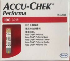 ACCU- CHEK PERFORMA 100 TEST STRIPS EXP-MAY/2021 DELIVERY WORLDWIDE