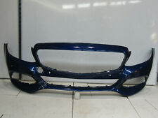 MERCEDES C CLASS A205 2014-ON FRONT BUMPER GENUINE P/N: A2058800125 REF 17T03