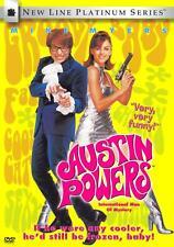 Austin Powers: International Man of Mystery (Dvd, 1997) New