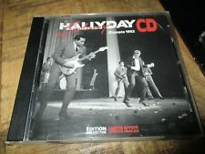 Johnny Hallyday-Rare Collector Hors commerce-Olympia 62-Limited Access