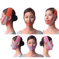 Beauty V-Line Face Mask Belt Chin Neck Jaw Balancing Sleeping Lift up Sheet hi