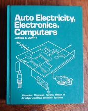 Auto Electricity, Electronics, Computers, James E. Duffy, Hardcover