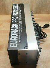 Behringer Eurorack Pro Rx1202Fx Very Nice And Low Hours, Take A Look! Thanks.