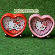 Hello Kitty reveil matin cadeau decoration chambre enfant anniversaire dragees