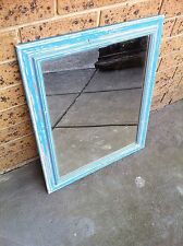 Beautiful Rustic Rectangle Mirror W 51 cm x H 61 cm
