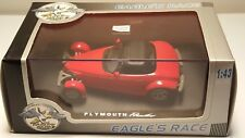 Universal Hobbies Eagle's Race Plymouth Prowler Red 1:43 Diecast Collectible Car