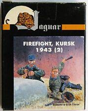 JAGUAR MODELS 63036 - FIREFIGHT KURSK 1943  RESIN KIT 54mm