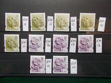 More details for gb 2003 regionals collection~england~(10)~en11~en20~unmounted mint~uk seller