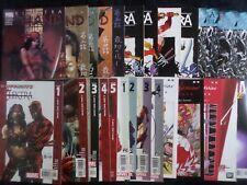 Big Elektra Mini-Series Lot Run, Full Sets FN/VF/NM Netflix Defenders-Daredevil