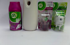 Air wick freshmatic Plus Plug in Satin Moonlight  Collection Bargain Pack