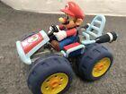 Nintendo Super Mario Kart Racer Car Batter Powered AS IS READ*