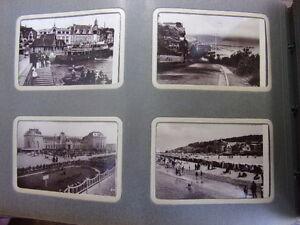 ALBUM VOYAGE BELGIQUE 71 PHOTOS Bruxelles, Anvers, Ostende ..1940-60