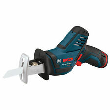Bosch PS60-102 12V Max Li-Ion Pocket Reciprocating Saw Cordless Kit New