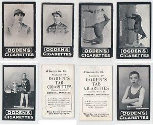 Ogdens Tabs - General Interest B Series [Odds 51-100]
