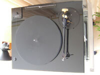 Dynavector DV-500 wie Well Tempered Amadeus Turntable 14 kg no Thorens