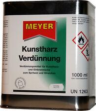 Meyer Kunstharzverdünnung Verdünnung KH Verdünner 3 Liter 3000ml