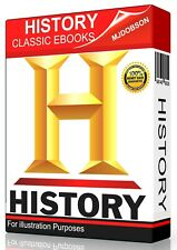 History 900 Classic HISTORY eBooks for Kindle, Sony Readers  Instant Download