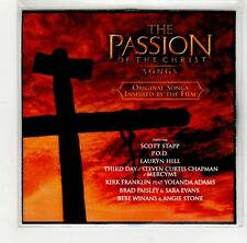 (GE789) The Passion Of The Christ Songs, Soundtrack - DJ CD