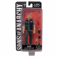 Mezco NEW * Clay Morrow * Sons of Anarchy 6-Inch Action Figure SOA