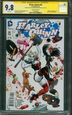 Harley Quinn 26 CGC SS 9.8 Palmiotti Conner Variant Suicide Squad 1st Red Tool